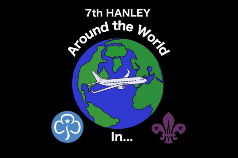 Around The World In… Challenge Badge
