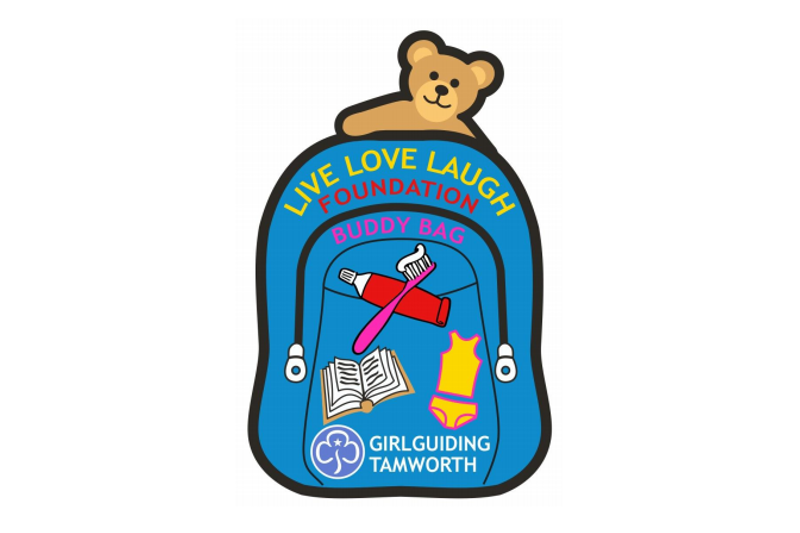 Buddy Bag Challenge Badge