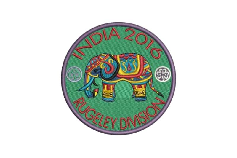 India 2016 Badge Challenge