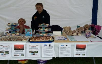 Guide Bakes Her Way To Fundraising Success