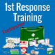 CANCELLED: 1st Response Refresher