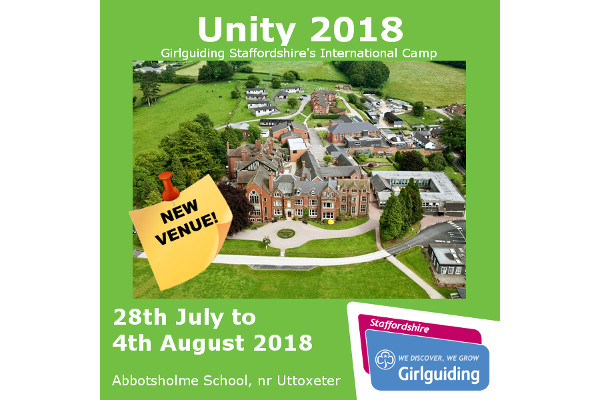 Unity 2018 – New Venue Announced!
