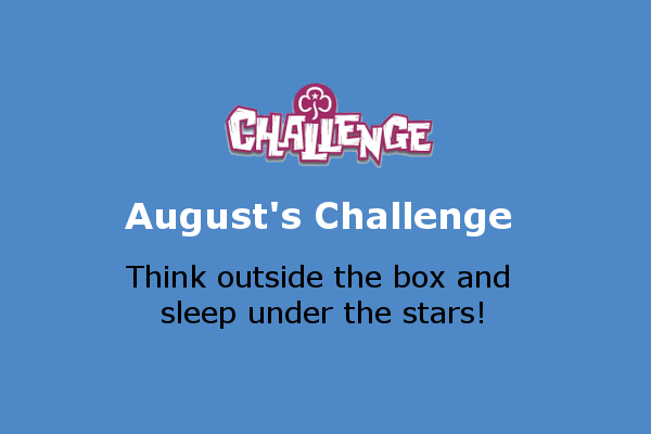 August Monthly Celebration Challenge