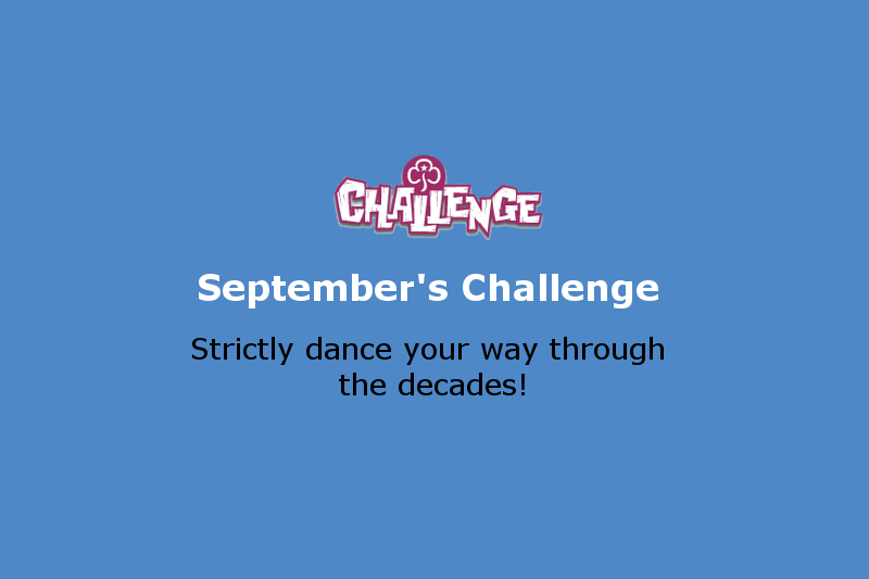 September Monthly Celebration Challenge
