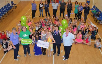 Uttoxeter Division Raise Over £1,100 for Macmillan
