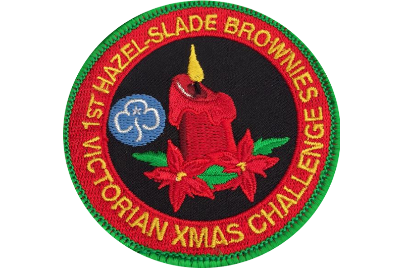 Victorian Christmas Challenge Badge