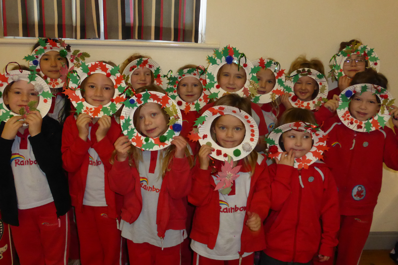 Christmas Sleepover For Walton Rainbows