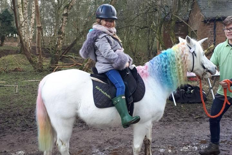 Magical Unicorn Sleepover for Rugeley Brownies