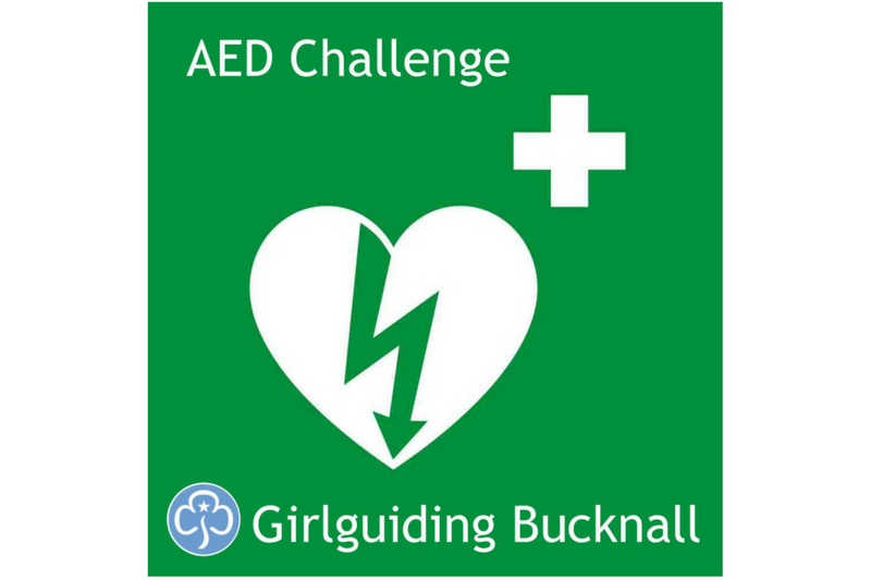 AED Challenge Badge