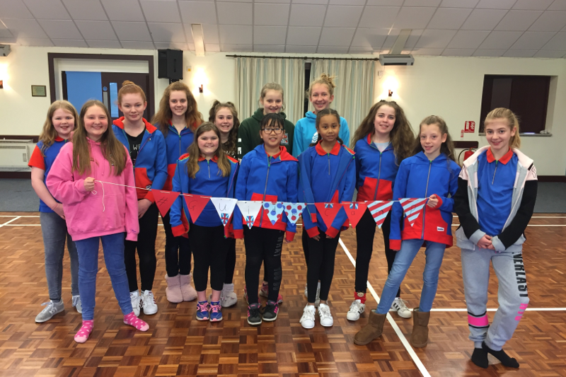 The Great British Bake Off – Girl Guide Style!