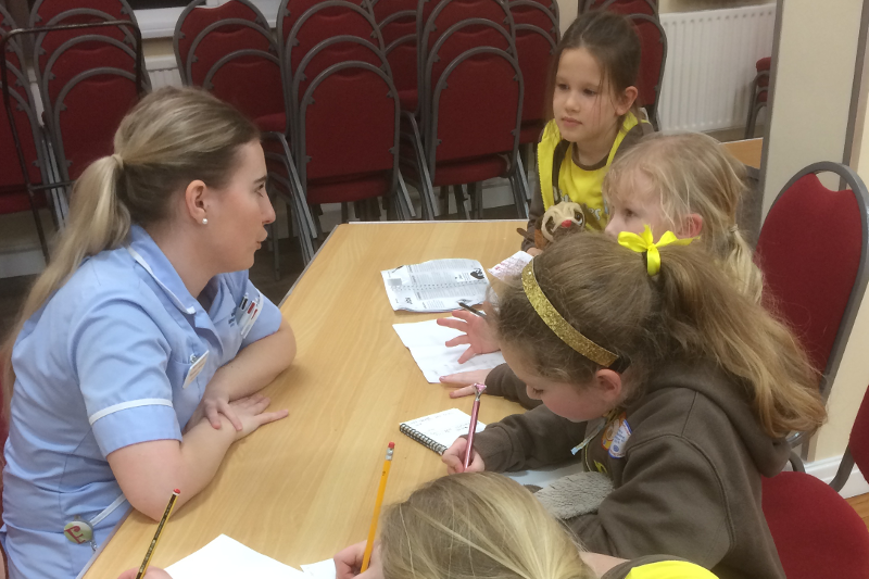 Tittensor Brownies Interview Career Specialists