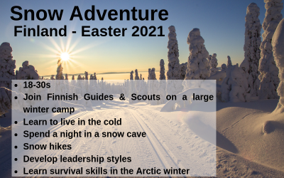 Finland Snow Adventure Opportunity – Apply Now!