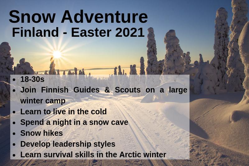 Finland Snow Adventure – Taster Weekend