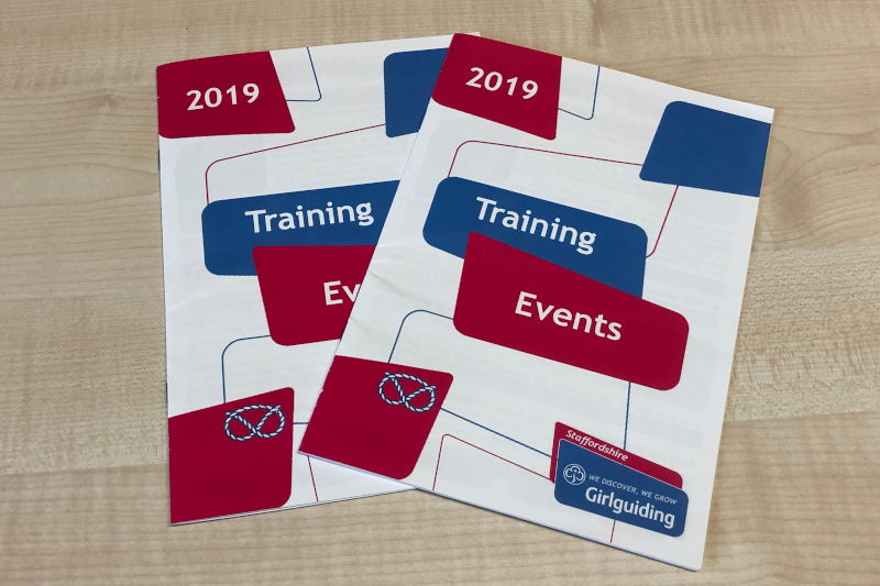 Training & Events Booklet 2019