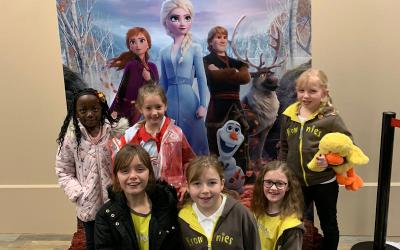 Frozen 2 Fever Hits Girlguiding Staffordshire