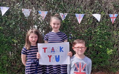 Cheadle Brownie Raises Over £500 For Charities