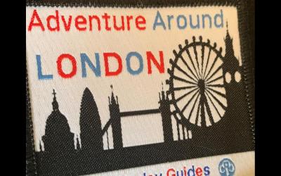Virtual Adventure Around London – Challenge Badge