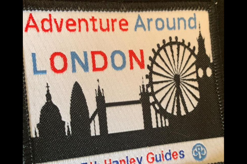 Virtual Adventure Around London – Challenge Badge